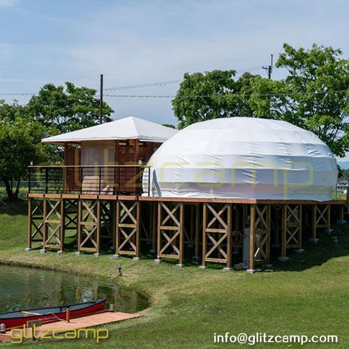 dewdrop-dome-tent-seaside-lakeside