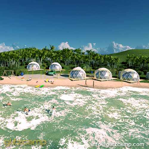dome-tent-seaside-travel-geodesic-dome-tent