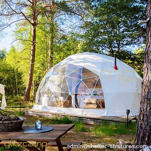 dome-tents-forest-resort