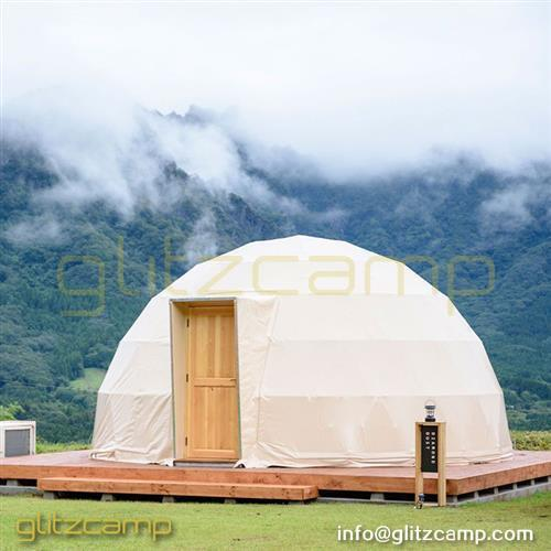 dome-hotel-for-glamping-accommodation