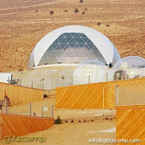 large-catering-dome-tent-as-campsites-outdoor-restaurant