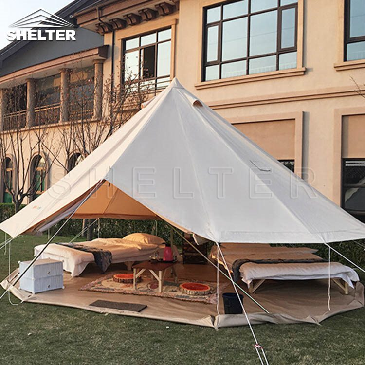 Dia 3-6m Durable Bell Tent For Sale